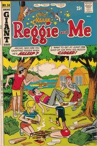 Cover Thumbnail for Reggie and Me (Archie, 1966 series) #58