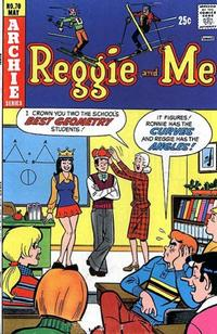 Cover Thumbnail for Reggie and Me (Archie, 1966 series) #70