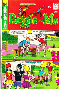 Cover Thumbnail for Reggie and Me (Archie, 1966 series) #73