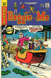 Cover Thumbnail for Reggie and Me (Archie, 1966 series) #86