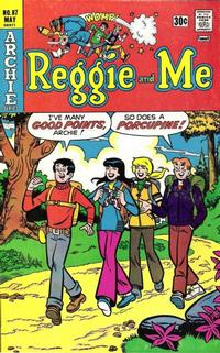 Cover Thumbnail for Reggie and Me (Archie, 1966 series) #87