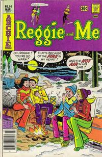 Cover Thumbnail for Reggie and Me (Archie, 1966 series) #94