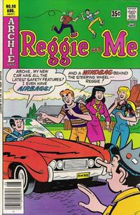 Cover Thumbnail for Reggie and Me (Archie, 1966 series) #98