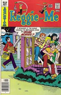 Cover Thumbnail for Reggie and Me (Archie, 1966 series) #99