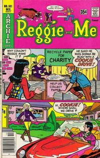 Cover Thumbnail for Reggie and Me (Archie, 1966 series) #101