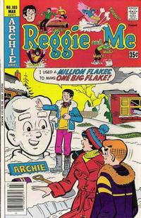 Cover Thumbnail for Reggie and Me (Archie, 1966 series) #103