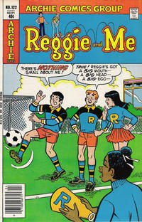Cover Thumbnail for Reggie and Me (Archie, 1966 series) #122