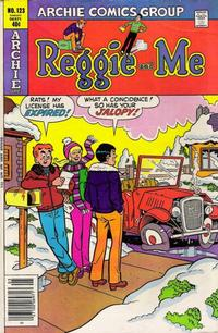 Cover Thumbnail for Reggie and Me (Archie, 1966 series) #123
