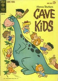 Cover Thumbnail for Cave Kids (Western, 1963 series) #1