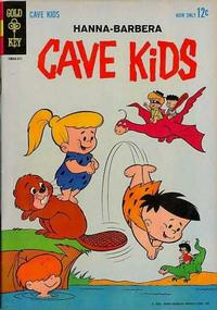 Cover Thumbnail for Cave Kids (Western, 1963 series) #3