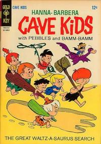 Cover Thumbnail for Cave Kids (Western, 1963 series) #11
