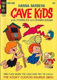 Cover Thumbnail for Cave Kids (Western, 1963 series) #14