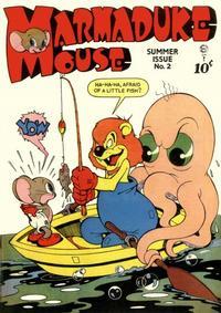 Cover Thumbnail for Marmaduke Mouse (Quality Comics, 1946 series) #2
