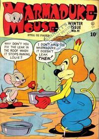 Cover Thumbnail for Marmaduke Mouse (Quality Comics, 1946 series) #11