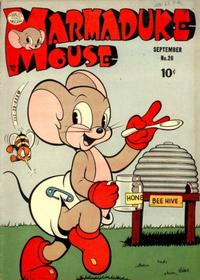 Cover Thumbnail for Marmaduke Mouse (Quality Comics, 1946 series) #26
