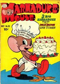 Cover Thumbnail for Marmaduke Mouse (Quality Comics, 1946 series) #30