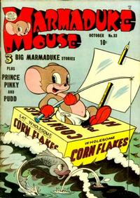 Cover Thumbnail for Marmaduke Mouse (Quality Comics, 1946 series) #33