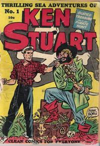 Cover Thumbnail for Ken Stuart (Columbia, 1948 series) #1