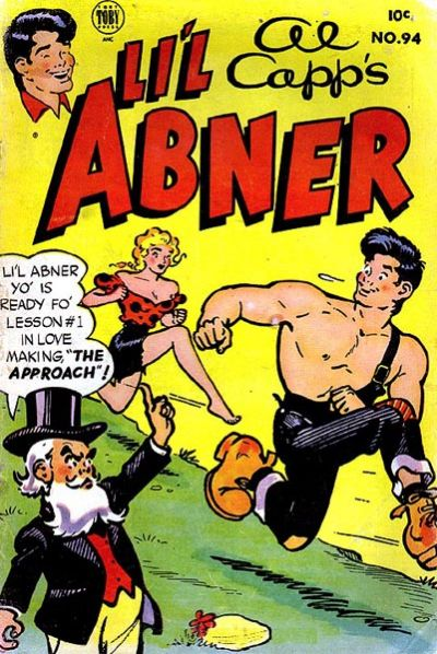 Cover for Al Capp's Li'l Abner (Toby, 1949 series) #94