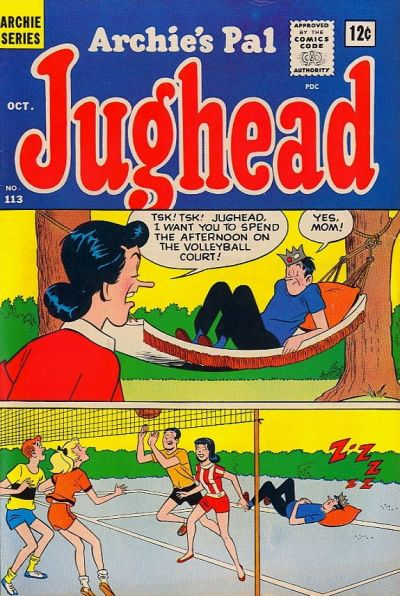 Cover for Archie's Pal Jughead (Archie, 1949 series) #113