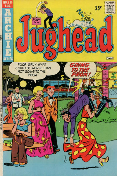 Cover for Jughead (Archie, 1965 series) #231