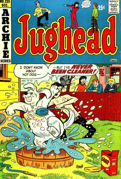 Cover for Jughead (Archie, 1965 series) #235