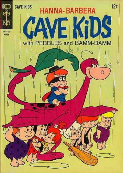 Cover for Cave Kids (Western, 1963 series) #12