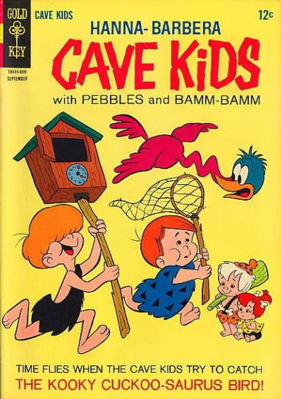 Cover for Cave Kids (Western, 1963 series) #14