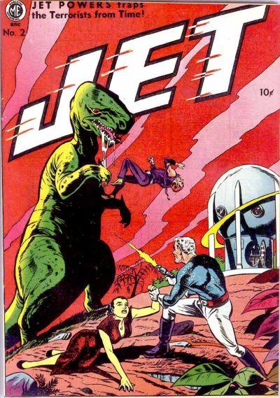 Cover for A-1 (Magazine Enterprises, 1945 series) #32