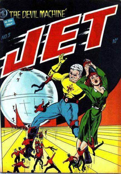 Cover for A-1 (Magazine Enterprises, 1945 series) #35