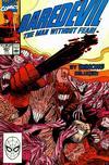 Cover for Daredevil (Marvel, 1964 series) #281 [Direct]