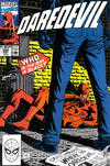 Cover Thumbnail for Daredevil (1964 series) #284 [Direct]
