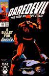 Cover for Daredevil (Marvel, 1964 series) #293 [Direct]