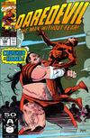 Cover for Daredevil (Marvel, 1964 series) #296 [Direct]