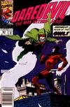 Cover for Daredevil (Marvel, 1964 series) #301 [Newsstand]