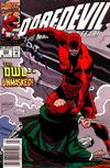Cover Thumbnail for Daredevil (1964 series) #302 [Newsstand Edition]