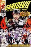 Cover for Daredevil (Marvel, 1964 series) #306 [Direct]