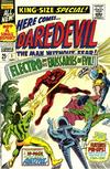 Cover for Daredevil Annual (Marvel, 1967 series) #1