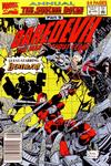 Cover for Daredevil Annual (Marvel, 1967 series) #8 [Newsstand Edition]