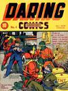 Cover for Daring Mystery Comics (Marvel, 1940 series) #4