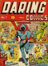 Cover for Daring Mystery Comics (Marvel, 1940 series) #7