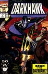 Cover for Darkhawk (Marvel, 1991 series) #1 [Direct]