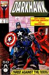 Cover for Darkhawk (Marvel, 1991 series) #6 [Direct]