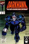 Cover for Darkhawk (Marvel, 1991 series) #7 [Direct]