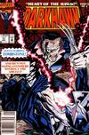Cover for Darkhawk (Marvel, 1991 series) #11 [Newsstand]