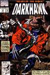 Cover for Darkhawk (Marvel, 1991 series) #12 [Direct]