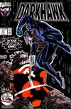 Cover for Darkhawk (Marvel, 1991 series) #17 [Direct]