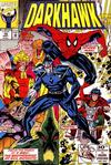 Cover for Darkhawk (Marvel, 1991 series) #19 [Direct]