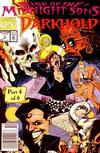 Cover for Darkhold: Pages from the Book of Sins (Marvel, 1992 series) #1 [Newsstand Edition]