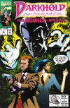 Cover for Darkhold: Pages from the Book of Sins (Marvel, 1992 series) #3 [Direct Edition]
